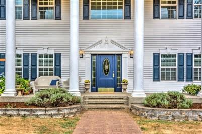 4 front door