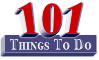 101 things to do