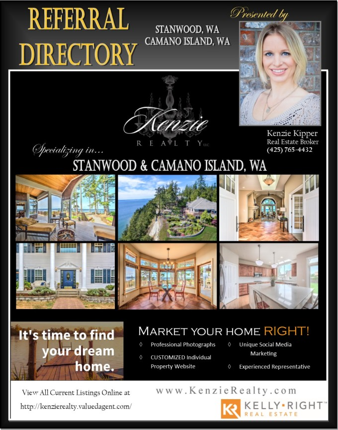 Referral Directory Kenzie Realty
